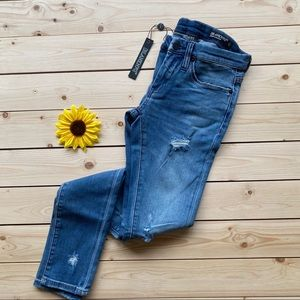 Blank NYC Distressed Skinny Jeans New